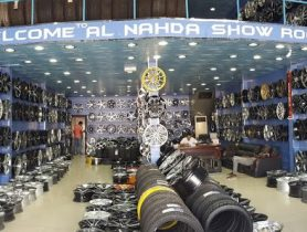Al Nahda Tyres and Rings Tr. LLC