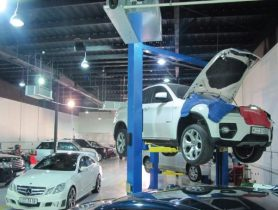 Autopoint Auto Repair Workshop