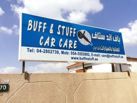 Buff And Stuff Car Care