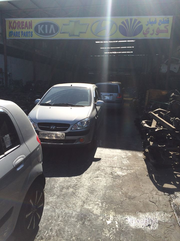 Busan Used Cars and Spare Parts LLC Car Spare Parts Dealer
