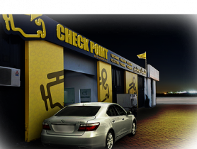 Checkpoint Auto Repair and Maintenance