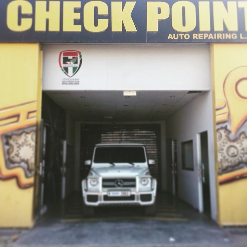 Checkpoint Auto Repair and Maintenance Al Quoz Industrial ...