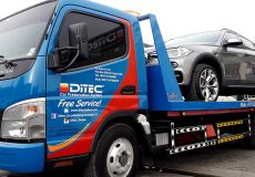 Ditec Ajman car polishing & Paint protection