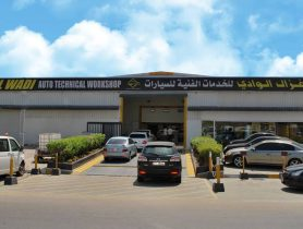 Ghazal Al Wadi Auto Technical Workshop