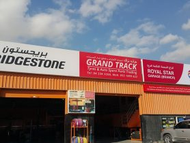 Grand Track Tyres and Auto Services