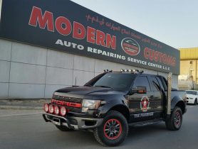 MODERN CUSTOMS Auto Repairing Service Center LLC