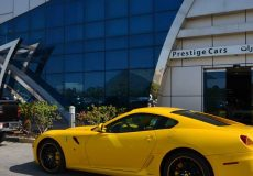 Prestige Cars Services
