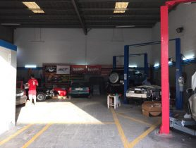 Rage Performance Garage