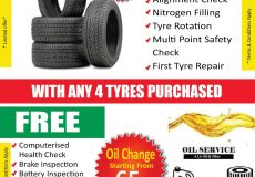 Galaxy Tyres and Oil