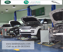 Landmax Auto Service Center LLC